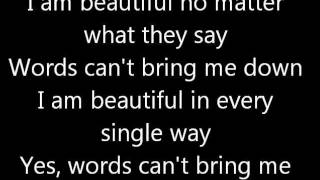 Bazzi Beautiful Lyric Video