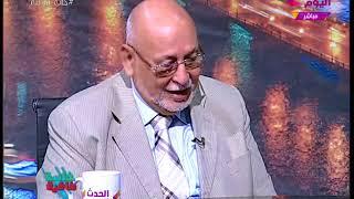 أبو العزائم يروي موقف مع راعي كنيسة قصر الدوبارة أثناء 25 يناير