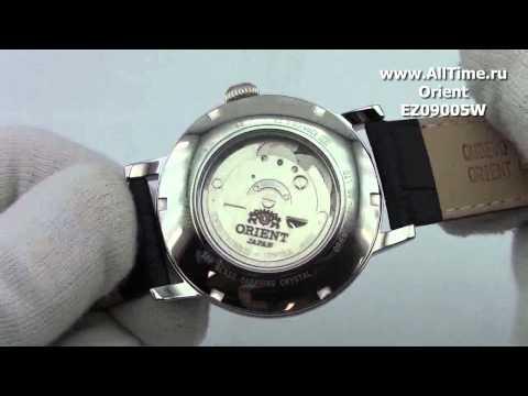 Обзор. Мужские наручные часы Orient EZ09005W