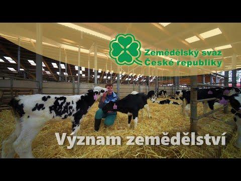 Mýty a pověry o zemědělství - Význam zemědělství
