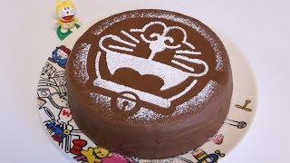 Doraemon Surprise Eggs Chocolate Cake
