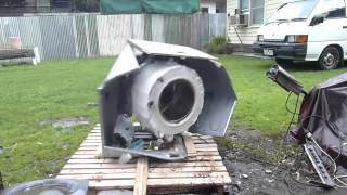 Washing Machine Metal