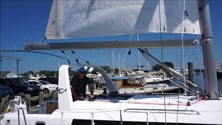 Furling Mainsail - Furling Part 3