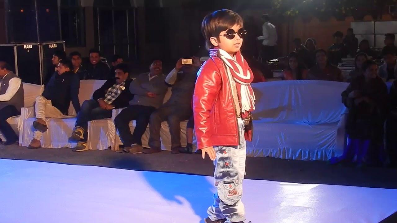 Kids Ramp Walk Boy (Fashion Show)