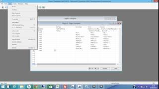 Microsoft Dynamics NAV 2015   Page Object   -  I