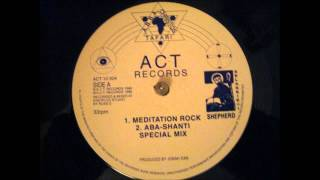 MEDITATION ROCK ABA SHANTI MIX- BUSH CHEMIST MEETS JONAH DAN