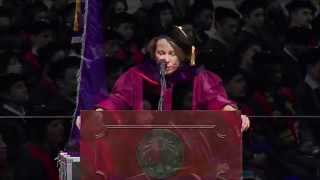 Massachusetts Attorney General Maura Healey, L'98 NUSL Commencement 2015 - Full Speech