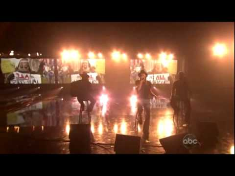 American Music Awards 2010 - Kid Rock - Times Like These