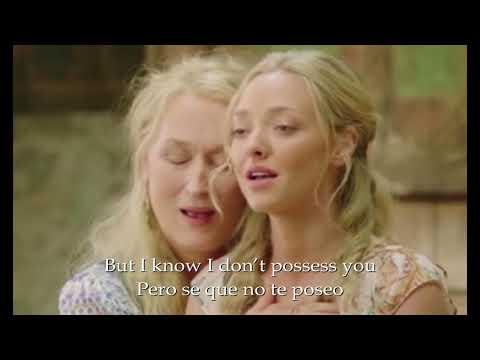 Mamma Mia 2 My love, My life sub ingles&español