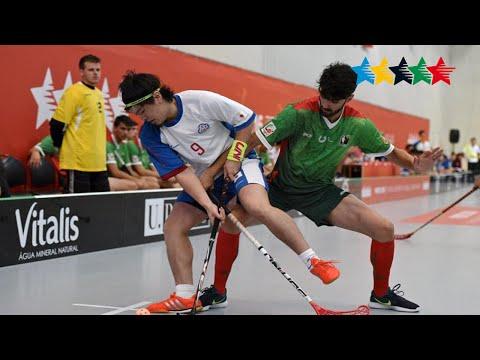 Men Final - FINLAND TAKES IT ALL - 7th World University Floorball Championship 2016 - Porto