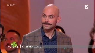 Viktor Vincent le mentaliste bluffe Maud Fontenoy #AcTualiTy