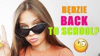 VLOG - Q&A, czy będzie BACK TO SCHOOL?!, liceum, sprzątanie❤️