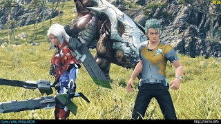 Cemu WiiU Emulator - Xenoblade Chronicles X Gameplay 4K 2160p (Cemu 1.7.1 Patreon)