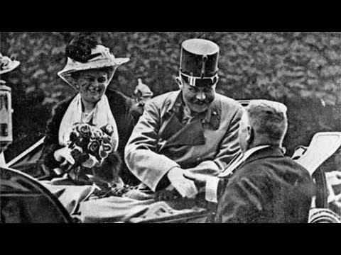 O Estopim da Primeira Guerra Mundial - Aula VI Primeira Guerra Mundial - Professor Eventual Volume V