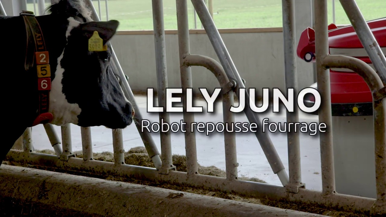 Lely Juno product video - FR