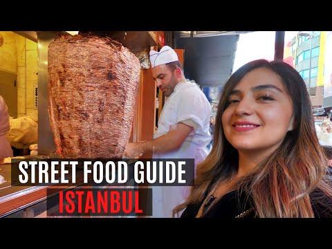 STREET FOOD TOUR   ISTANBUL, TURKEY