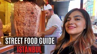 STREET FOOD TOUR | ISTANBUL, TURKEY