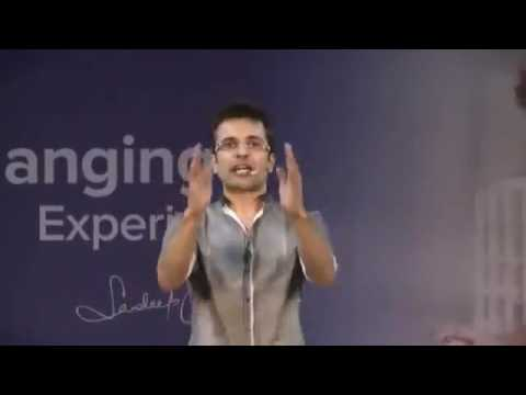 GET CHARGED IN 3 MINUTE-by sandeep maheshwari