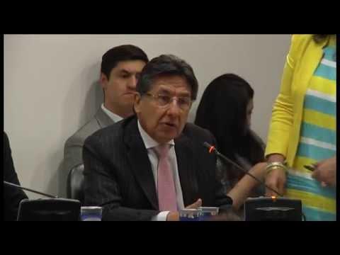 Intervención del Fiscal General de la Nación - 20 septiembre 2016
