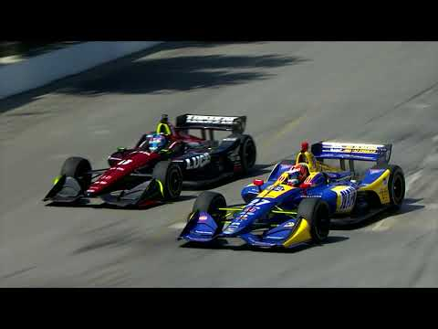 HIGHLIGHTS: 2018 Honda Indy Toronto