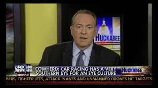 "Huckabee Goes Nuclear On ""Cow Turd"" Colin Cowherd!"