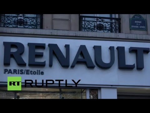 France: Renault stocks plummet following emissions probe raids