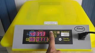 video abron egg incubator 48 egg setting temperature hindi working highly useful thumbnail