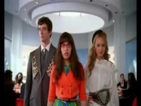 Adriana Lima on Ugly Betty