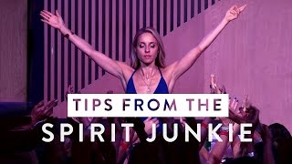 Tips from the Spirit Junkie - Gabby Bernstein - You are at Peace