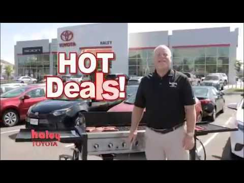 Haley Toyota Of Roanoke June Savings Event