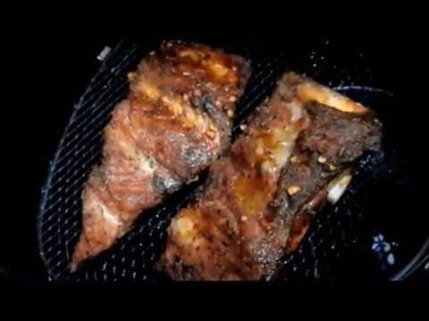 Airfryer Baby Back Ribs How To Cook Ribs In An Air Fryer