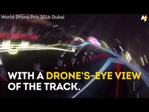 World Drone Prix Champion Wins $250,000 [nakan.pl]