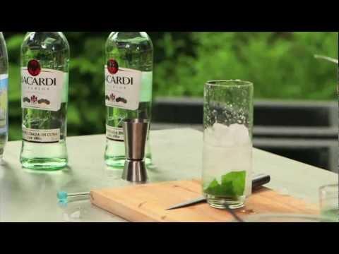 Bacardi Mojito Cocktail Recipe | Morrisons