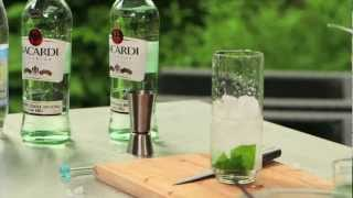 Bacardi Mojito Cocktail Recipe | Morrisons