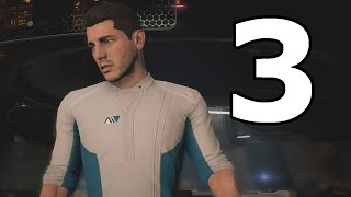 Mass Effect Andromeda Walkthrough Part 3 - No Commentary Playthrough (Xbox One)