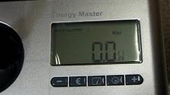 ELV Energy Master Fehlerbeschreibung