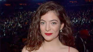 Lorde Canceled Her 2018 Grammy Awards Performance?
