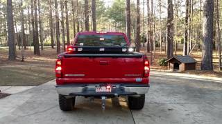 Firefighter POV Lights Chevy Silverado Part 1 Project (Daytime) | CTlighting911