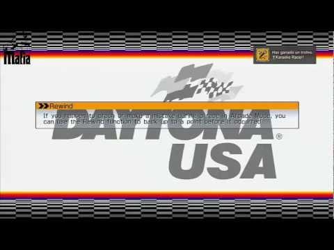 Daytona Usa Trofeo//Trophy Karaoke Racer!