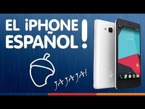 LA MENTIRA DEL iPHONE ESPAÑOL | Zetta...