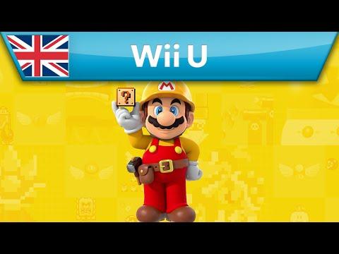 Super Mario Maker - Nostalgia Trailer (Wii U)