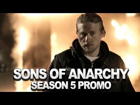 Sons of Anarchy - Season 5 Promo - YouTube