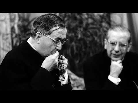 Beato Álvaro Del Portillo: Amor A María