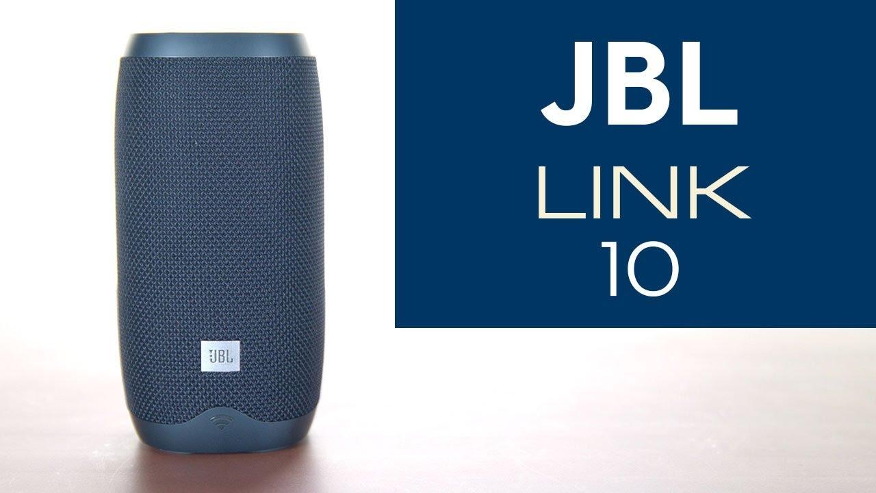 JBL Link 10 Portable Bluetooth Speaker