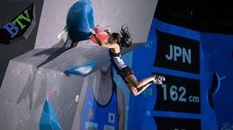 Japan Cup of Bouldering 2019 - Finals