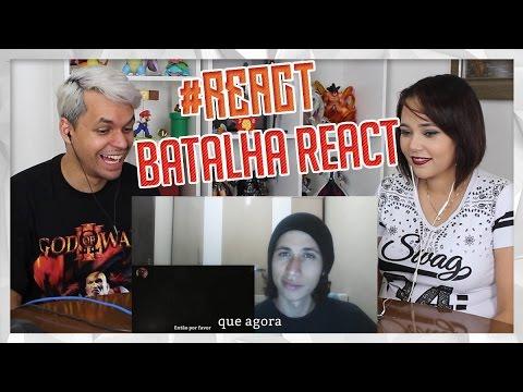 Download REACT Kel React VS. React Brasil VS. Reagindo | Batalha de Youtubers (Akashi)