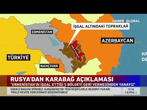 Rusya'dan Çok Önemli Karabağ Açıklaması! Son dakika!