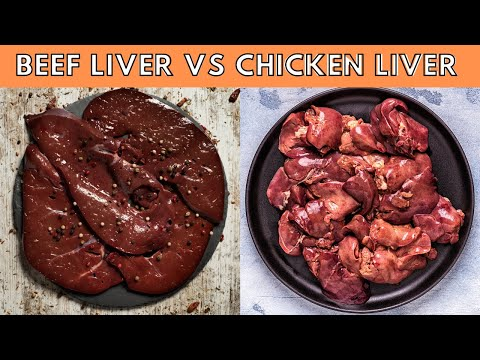 Beef Liver vs Lamb Liver vs Chicken Liver WHICH IS BEST?
