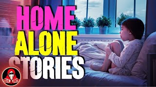 4 TRUE Creepy Home Alone Stories - Darkness Prevails