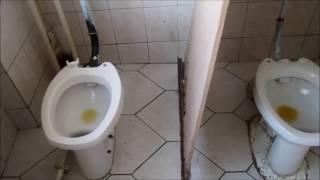 Школьный туалет